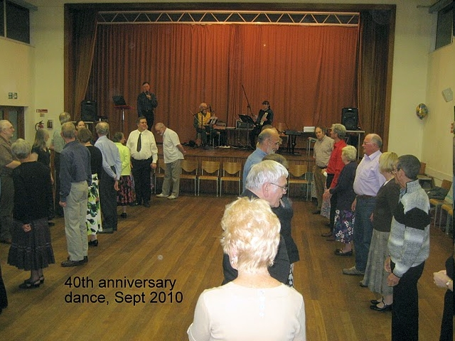 40th Anniversary Dance
